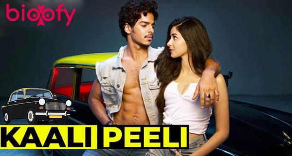 Khaali Peeli Movie Cast