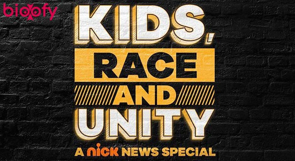 Kids Race and Unity: A Nick News Special Cast
