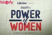 Lifetime Presents Variety's Power of Women Frontline Heroes