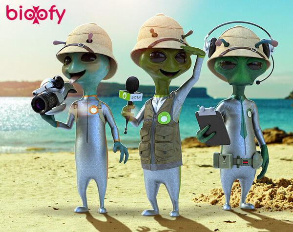 Alien TV Cast