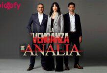 Ana's Revenge