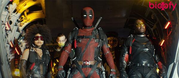 Deadpool 2 Movie Cast Crew Roles Release Date Story Trailer Bioofy