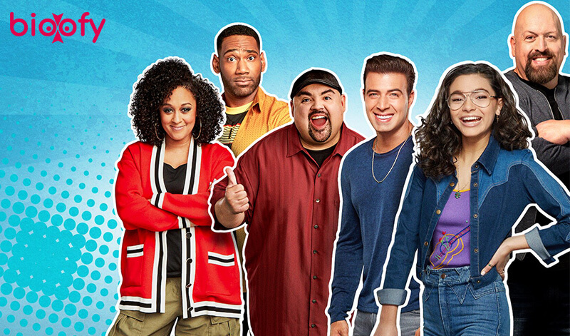 Game On! A Comedy Crossover Event Netflix