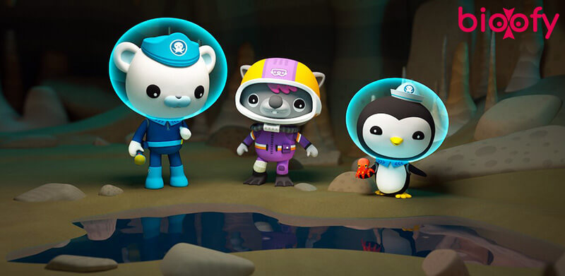 Octonauts and the Caves of Sac Actun Netflix