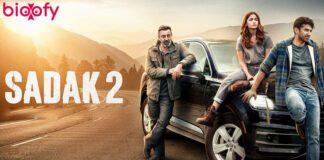 Sadak 2 Movie
