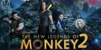 The New Legends of Monkey Season 2