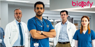 Transplant TV Series