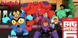 Big Hero 6 Season 3