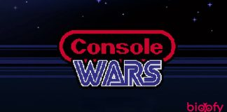 Console Wars Cast