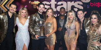 Dancing with the Stars Season 29 Cast