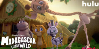 Madagascar A Little Wild