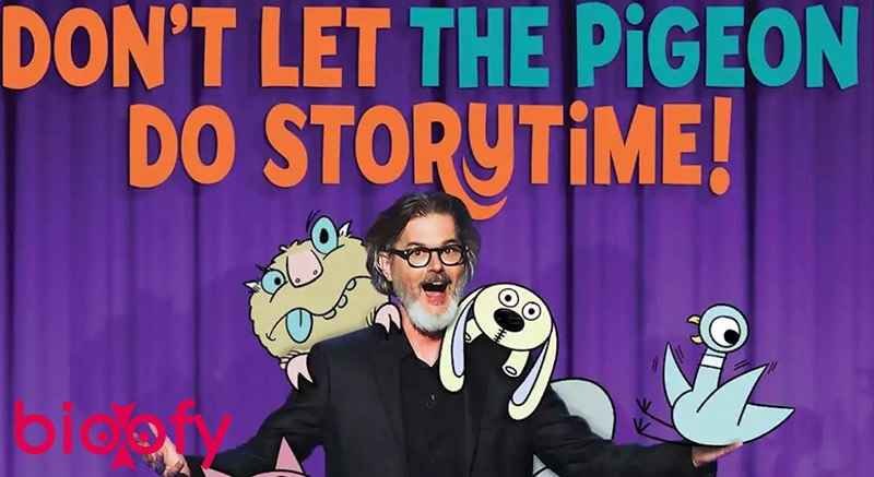Don't Let The Pigeon Do Storytime!