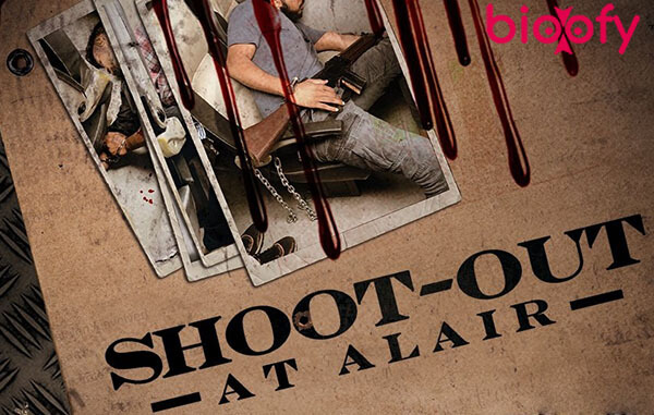 Shootout at Alair cast