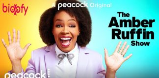 The Amber Ruffin Show.