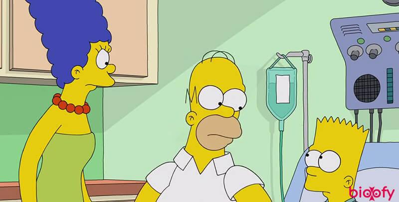 The Simpsons Season 32 Cast