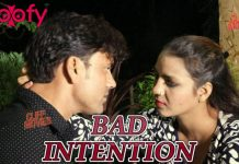 Bad Intention