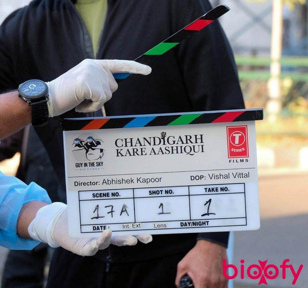 Chandigarh Kare Aashiqui Movie