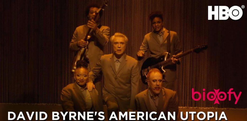 David Byrne's American Utopi