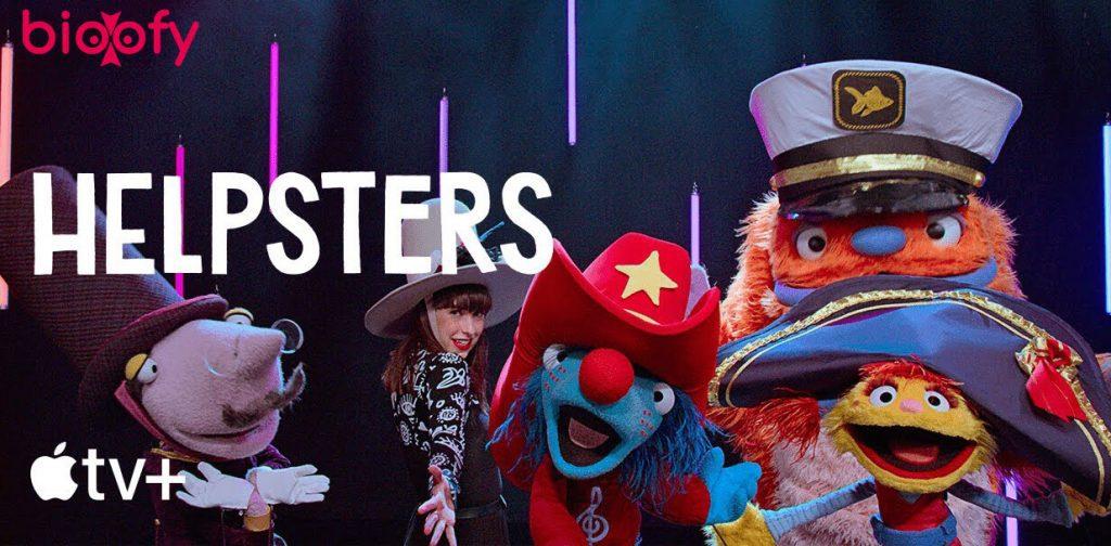 Helpsters Season 2