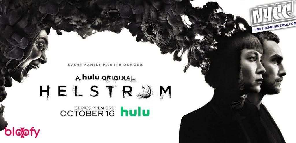 Helstrom TV Series