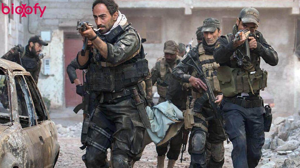 Mosul movie
