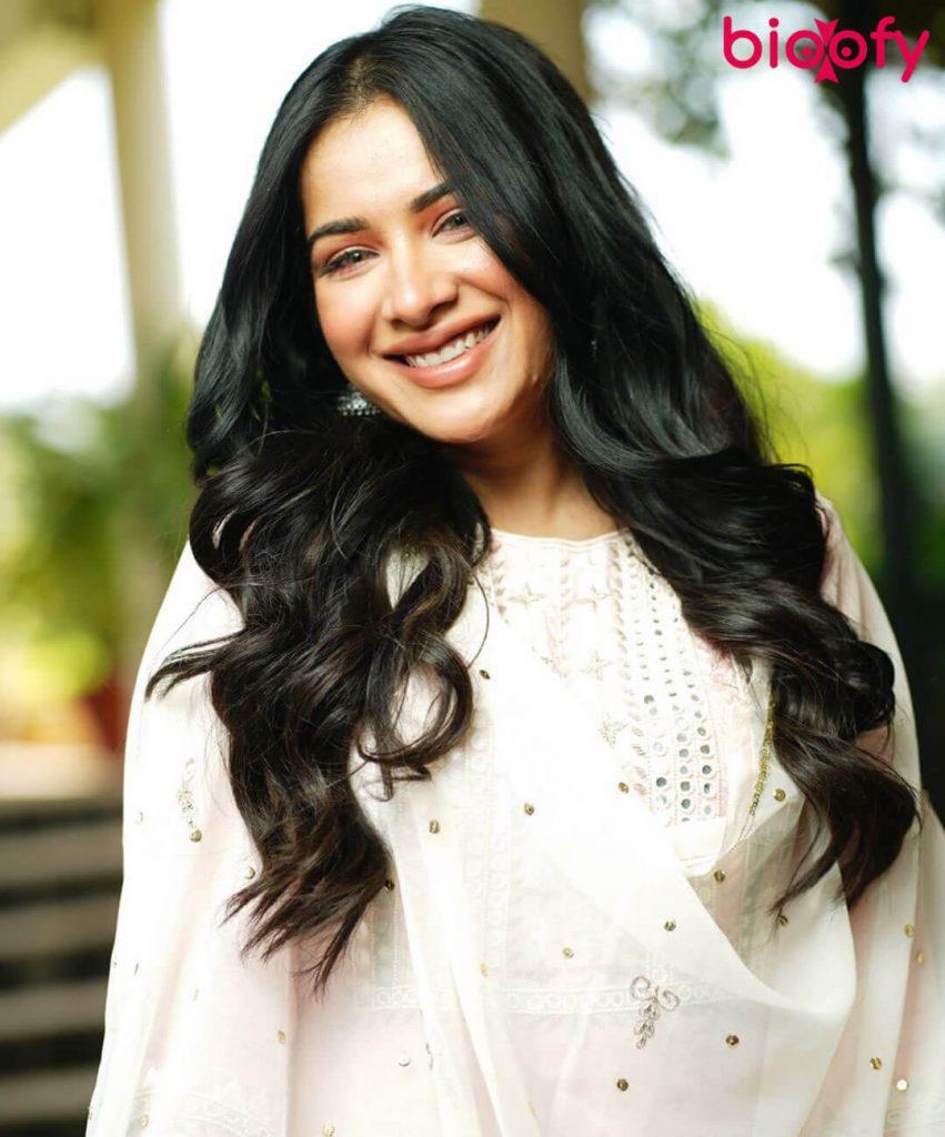 Sara Gurpal white dress