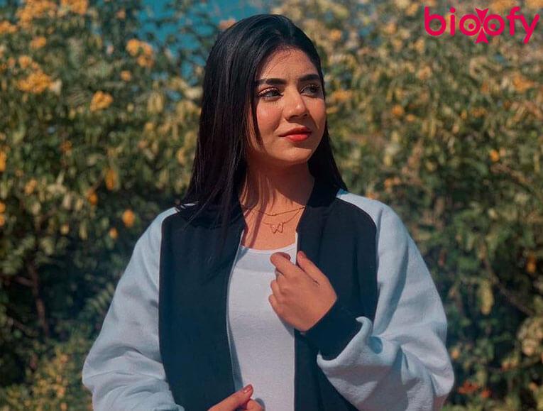 Areeka Haq bio