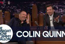 Colin Quinn & Friends A Parking Lot Comedy Show