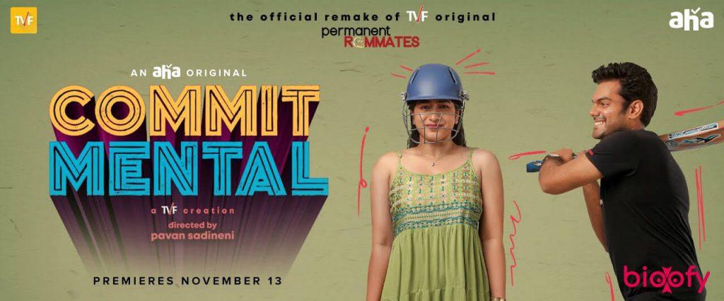 Commit Mental cast