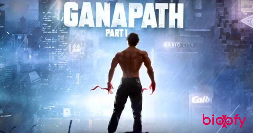 Ganapath Movie Cast