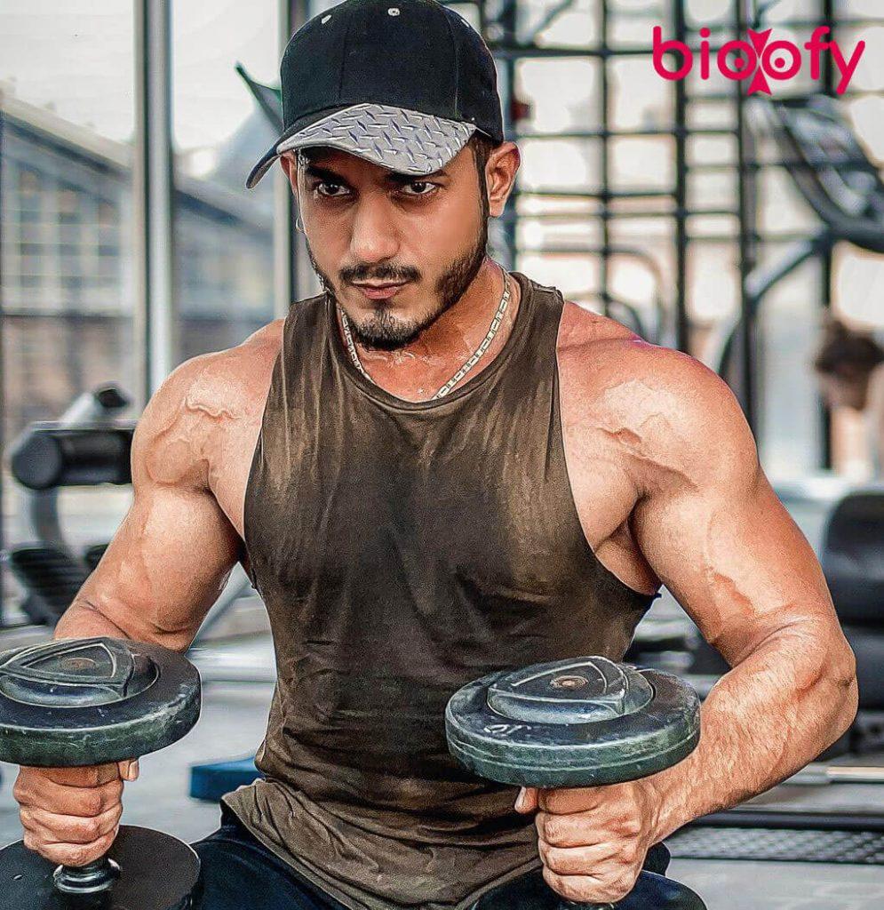 Sam khan gym