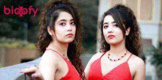 Surabhi Mehra red