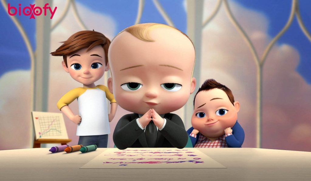 The Boss Baby Back in Business Season 4
