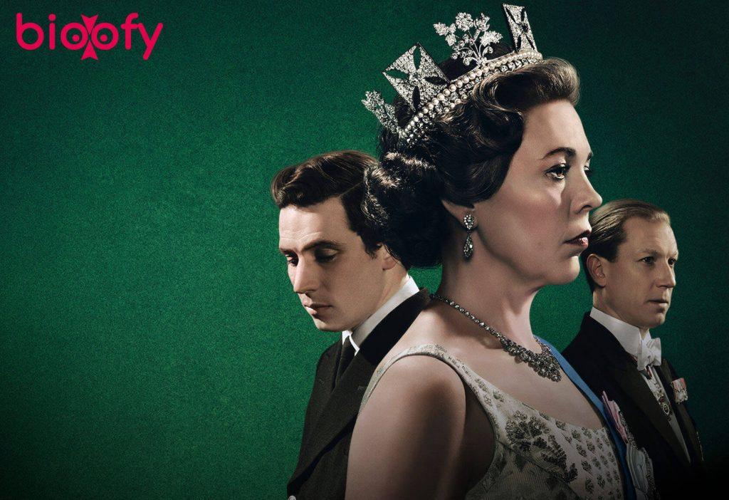 The Crown Season 4 netflix